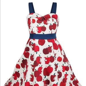 Disney Parks Snow White Halter Dress Youth